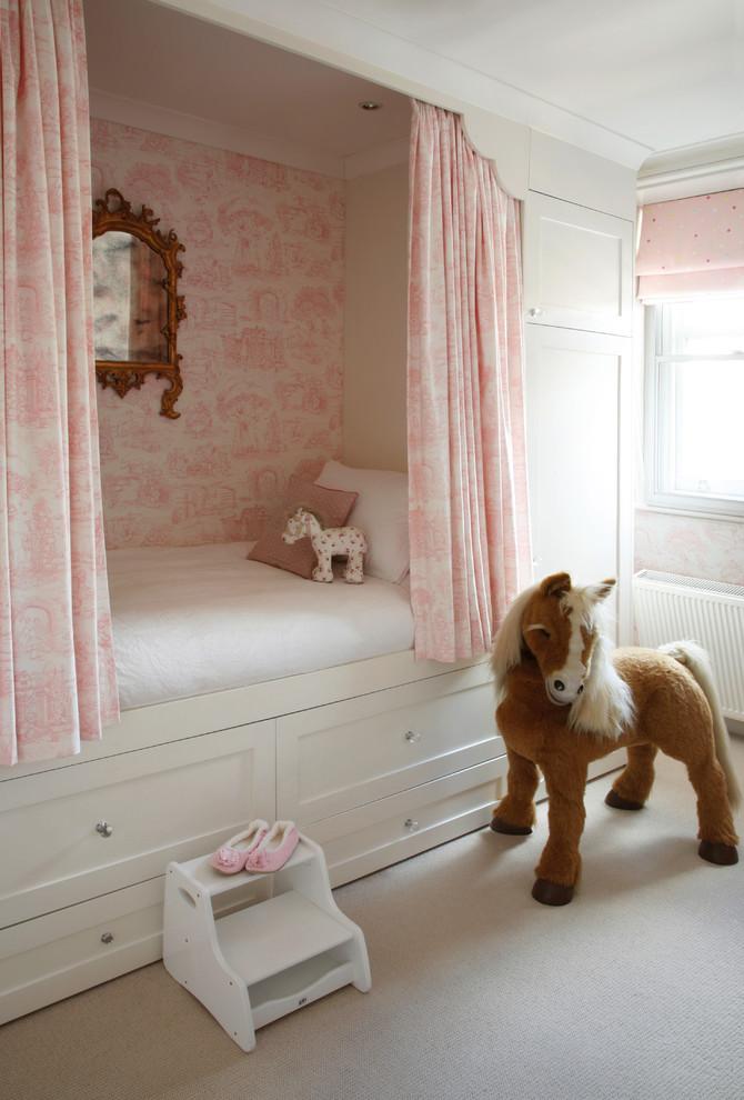 Victorian Kids Bedroom Design