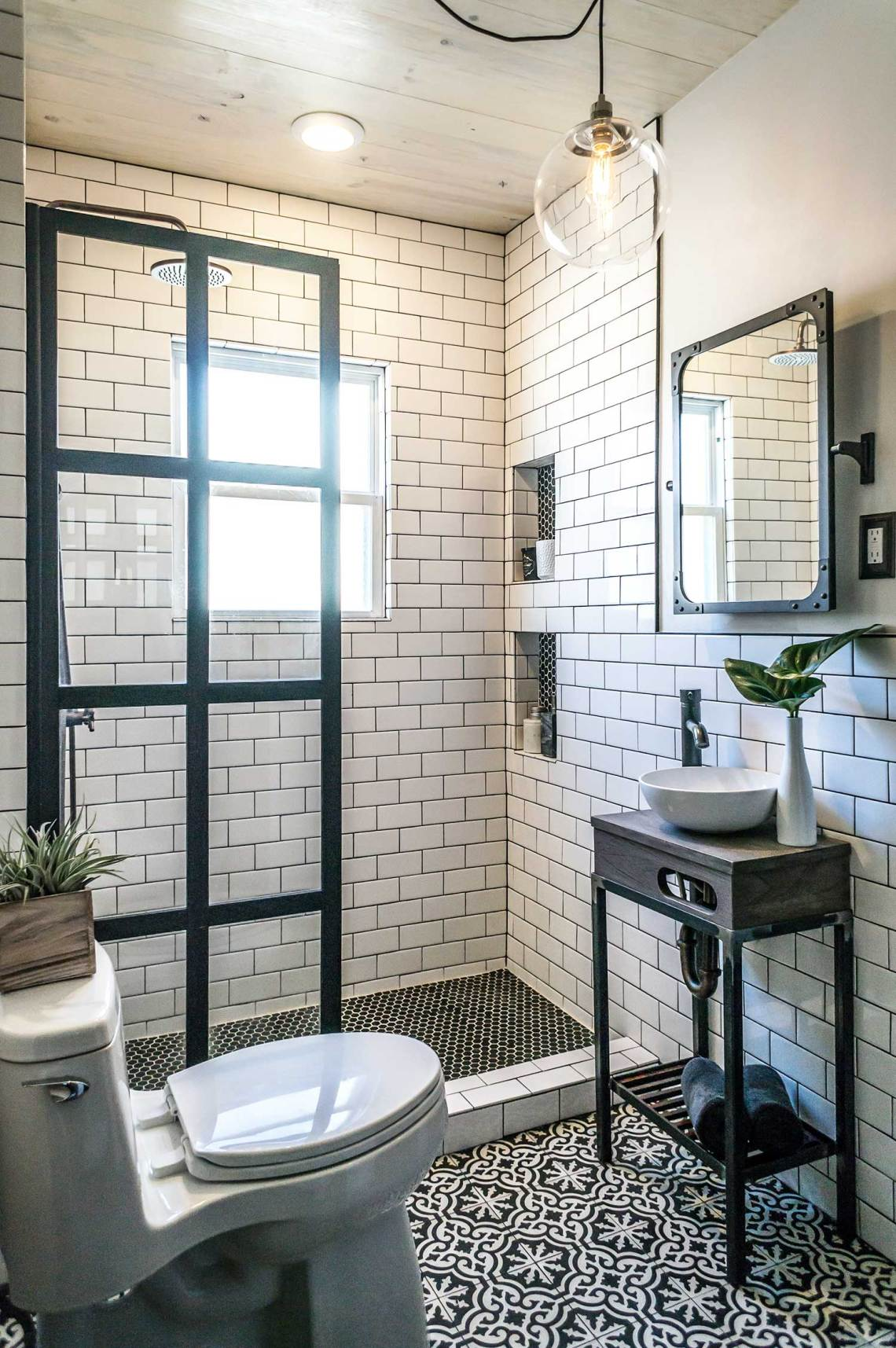 31 Small Bathroom Design Ideas To Get Inspired