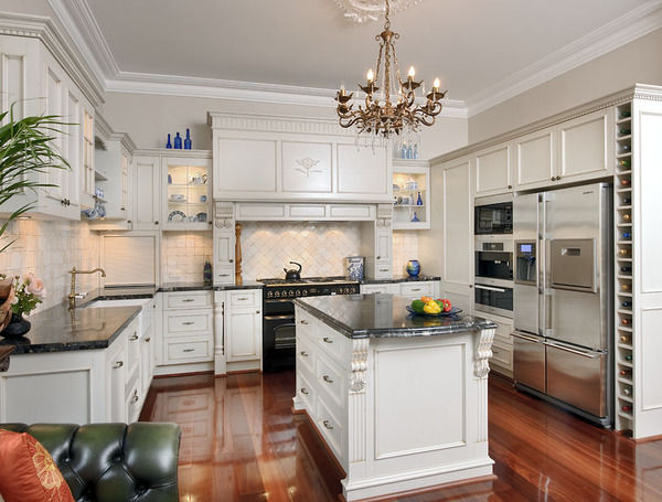 French Country Kitchen Design Dwellingdecor