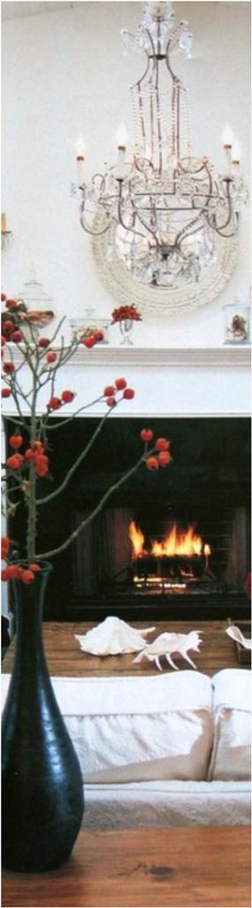 Christmas Living Room Decorations dwellingdecor (22)
