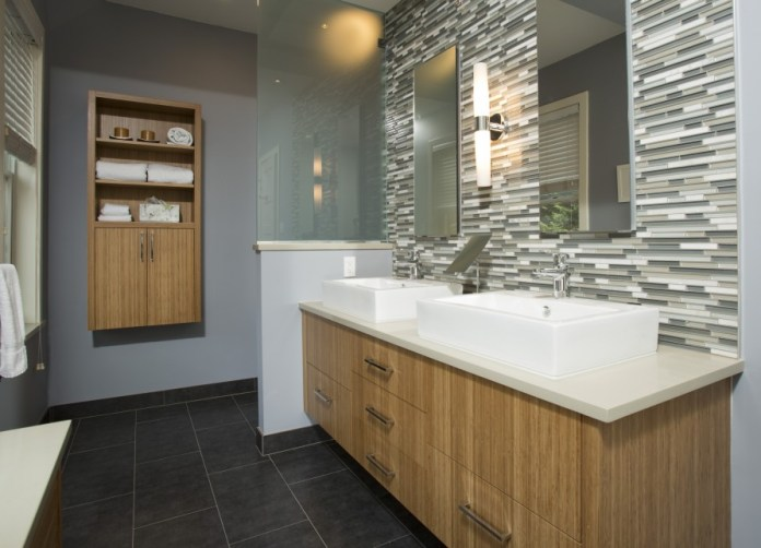 Beautiful bathroom remodeling