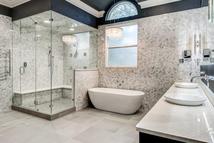 Luxury Master Bathroom Floor Plans Ideas