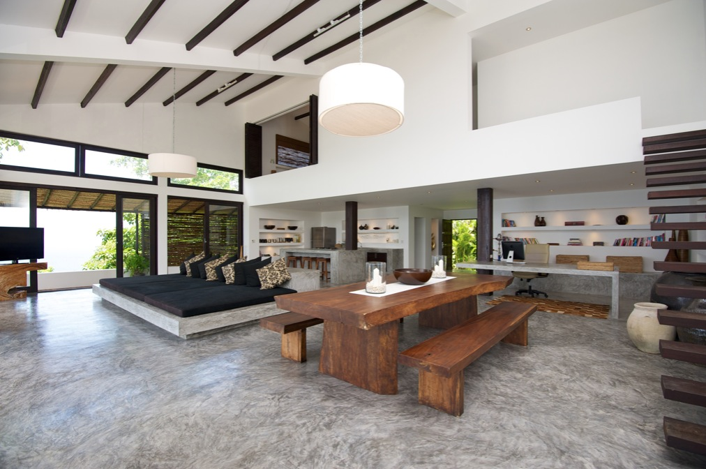 Open Plan Interior Design (10)