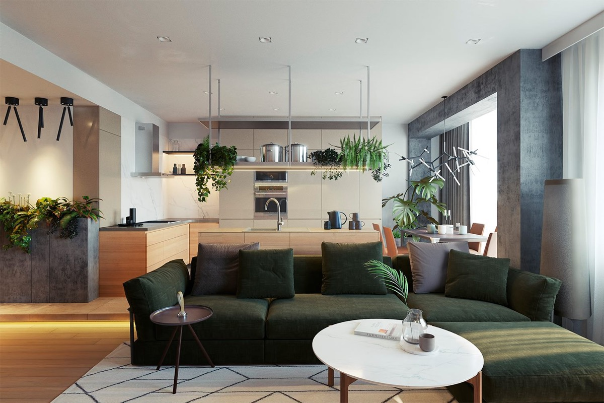 Open Plan Interior Design (11)