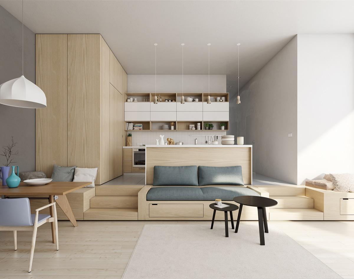 Open Plan Interior Design (15)