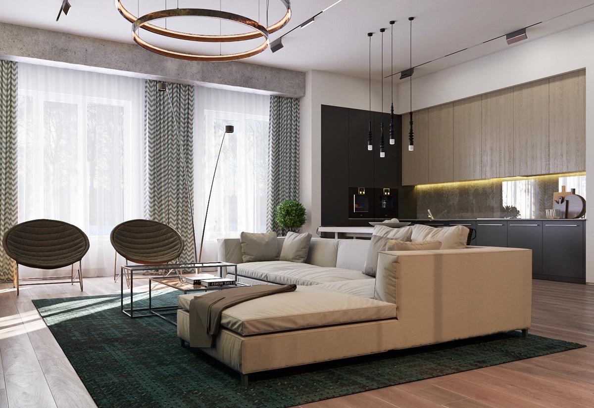 Open Plan Interior Design (18)