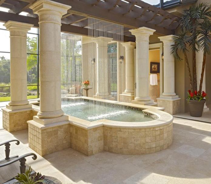 Pool Waterfall Ideas (1)