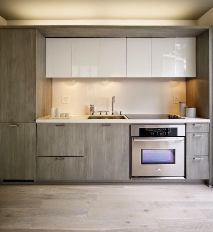 Tall kitchen cabinets to improve storage