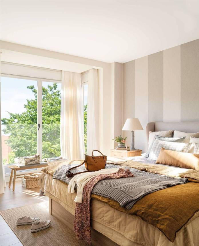SWAP OUT YOUR SUMMER BEDDING FOR A WARMER ONE
