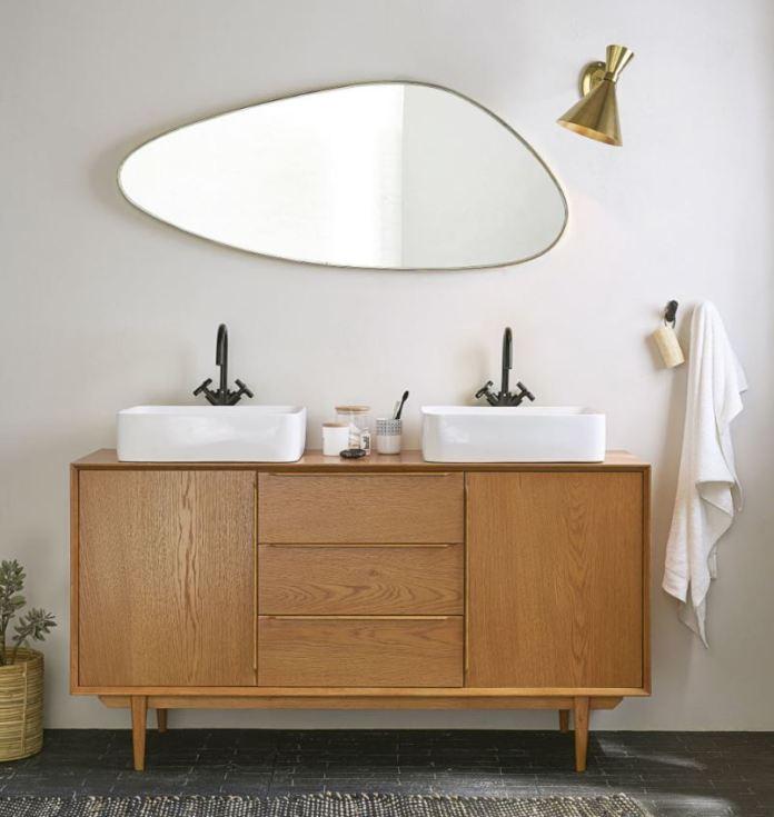 Retro Bathrooms Design (21)