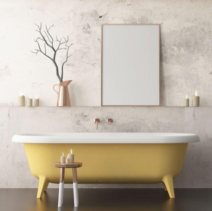 Retro Bathrooms Design (7)