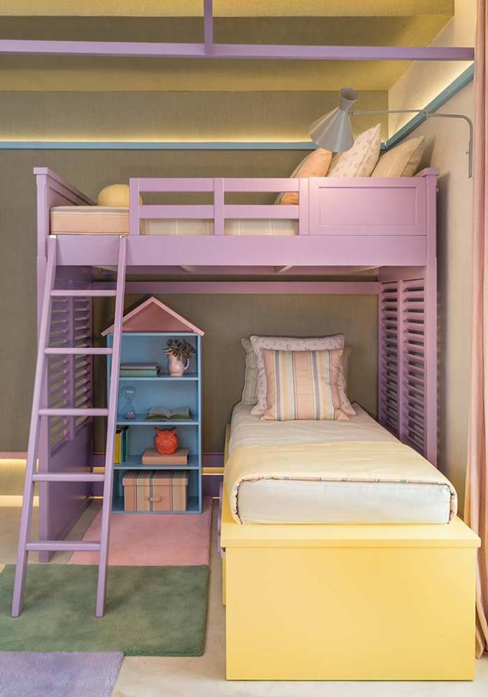 Variations of bunk beds