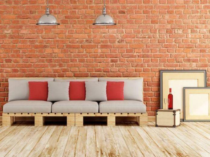 36. Sofa model with perfect dimensions for cushions