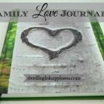 Family Love Journals