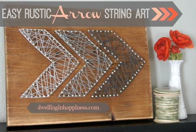 Diy State String Art 2 Design Crush