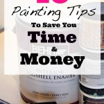 10 Painting Tips to Help you Save Time and Money