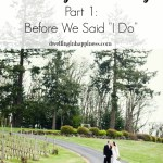 """Our Vineyard Wedding Part 1: Before We Said """"I Do"""""""