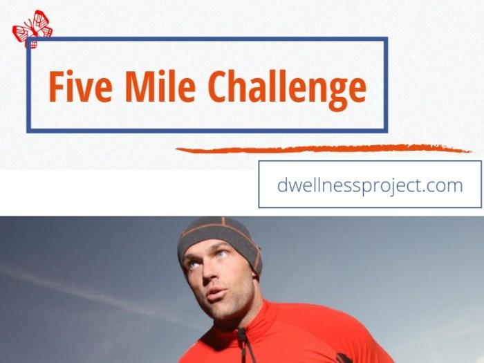 Five Mile Challenge Image