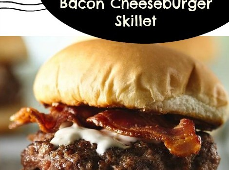 Bacon Cheeseburger Skillet (21-Day Fix Dinner Deliciousness)