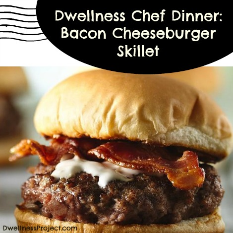 Bacon Cheeseburger Skillet_470x470