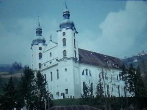 Rennaisance Church in Innsburg, Austria