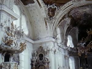 Close-up ornamentation