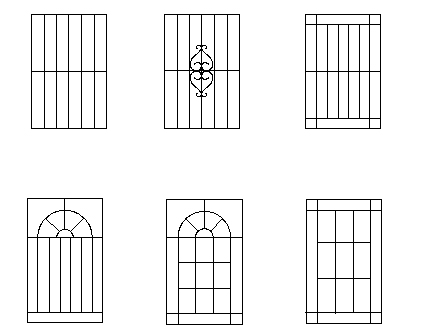 Aluminium Cast Aluminium Or Iron Window Grills Design