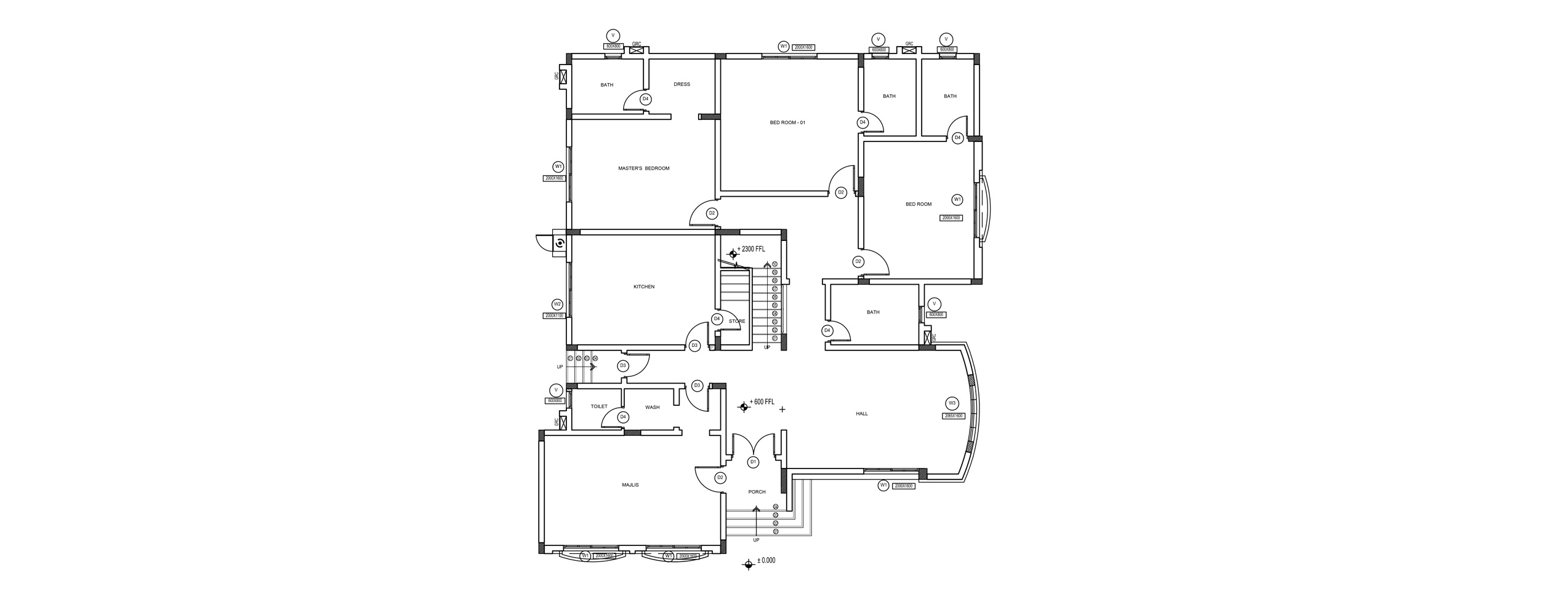 House Plan Archives