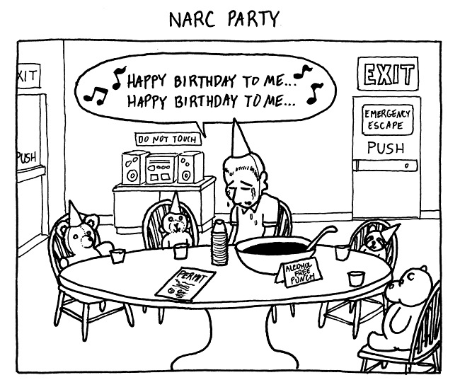 118 - Narc Party