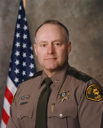 Story County Iowa Sheriff Paul Fitzgerald