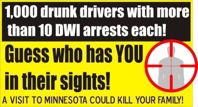 1000 drivers 10 dwi each