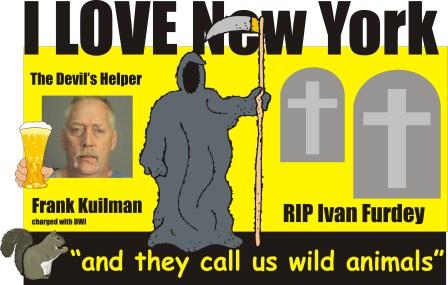 I Love New York Frank Kuilman DWI fatal 071511