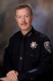 Chico Police Chief Kirk Trostle