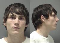Jared Michael Burton,  DWI Quaita Parish Sheriff's Prison, LA 040914