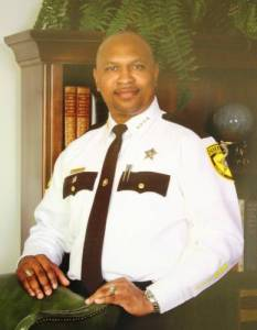 Jefferson County Sheriff Gerald Robinson