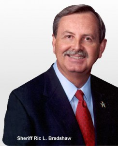 Palm Beach County Florida Sheriff Ric Bradshaw