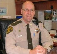 Sioux County Sheriff Dan Althena