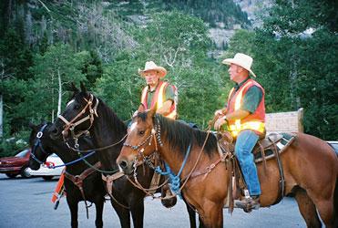 Utah County, Utah Sheriff's Mounted Posse
