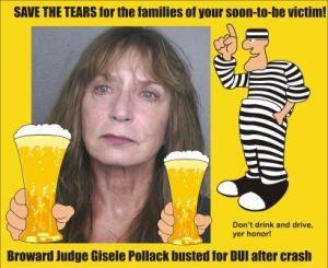 Judge Gisele Pollack