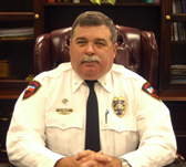 Lafayette City Police Chief Jim Craft