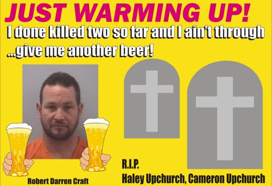 Just Warming UP Robert Darren Craft SC