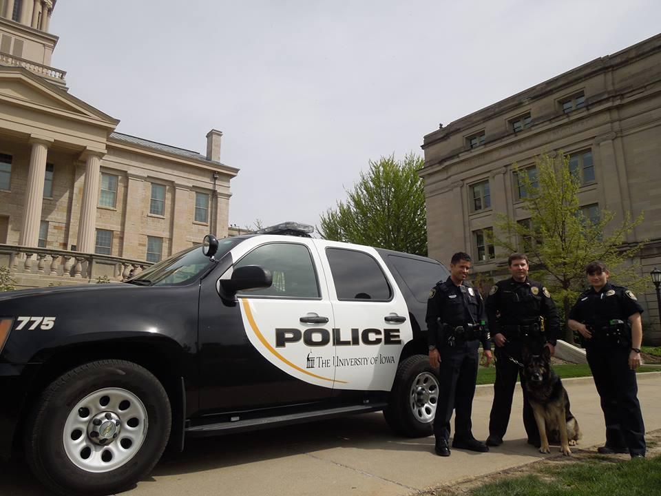 Iowa: Ames Police Department DUI Arrests between 6/25/2015