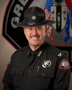 Greene County Sheriff Jim Arnott