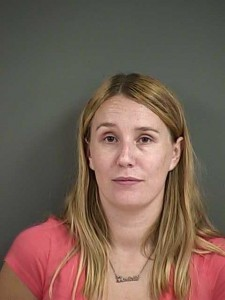 Lacey Danielle Panse Douglas Co Ore Jail DUI arrested by Roseburg PD 101414