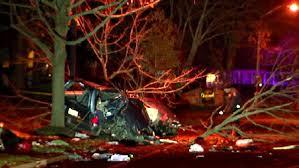 Olney fatal crash Lisa Ann Smith Dead DUI suspected