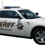 Stanislaus County Calif Sheriff patrol car