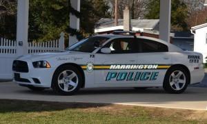 Harrington Police Delaware