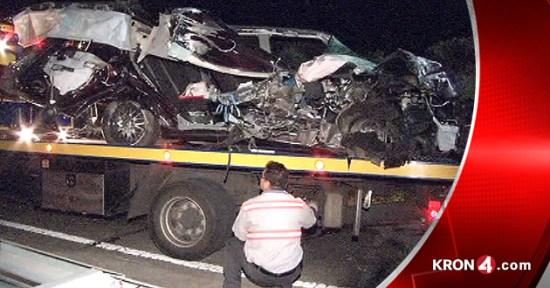 Travis Maresca crashed car DUI fatal on 010115 KRON