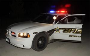 Otter Tail Sheriff patrol car