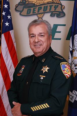 East Baton Rouge Parish Sheriff Sid J. Gautreaux III